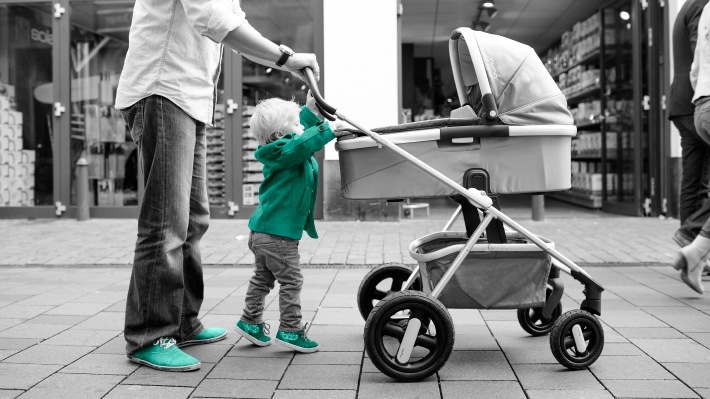 A collection of smart baby gear inspired by Dutch designers.
