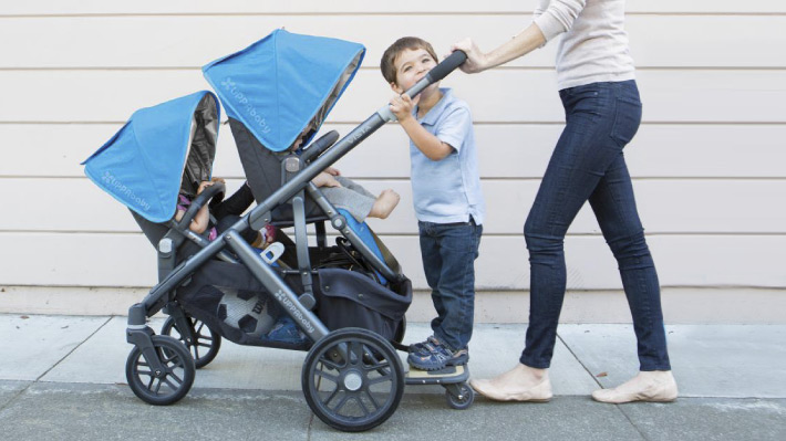 UPPAbaby VISTA: One for all